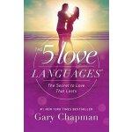 英文原版 爱的五种语言 婚恋辅导经典 The 5 Love Languages: The Secret to Love