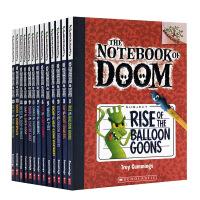 【中商原版】学乐ScholasticBranches系列毁灭笔记13册Notebook ofDoom