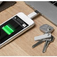 美国Bluelounge Kii便携钥匙扣数据线充电线苹果数据线iPhone 7/6S plus传输线iPad air