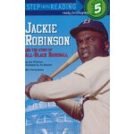 英文原版 儿童分级读物 Step Into Reading Level 5: Jackie Robinson and