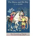 The Horse and His Boy 纳尼亚传奇:能言马与男孩(彩图,英国版平装) ISBN9780006716