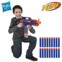 孩之宝NERF正品热火精英系列超凡CS18发射器A4492玩具软弹枪