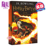 【中商原版】英文原版 哈利波特与混血王子 Harry Potter and the Half-Blood Prince