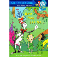 Now You See Me... (Dr. Seuss) (Step into Reading, Step 2) 现