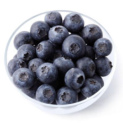 【包邮】乐食汇 秘鲁蓝莓4盒装 顺丰空运包邮 单盒125g