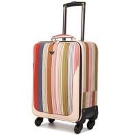 万向轮行李箱女拉杆箱旅行箱皮箱密码登机箱密码箱包