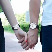 生日礼物女生送男生创意女朋友爱情定制刻字情侣手表男女一对浪漫