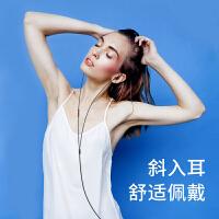 耳机入耳式vivo原装正品oppo手机苹果6华为有线k歌高音质通用女生x9小米x21安卓r11原厂6s原配r9s半游戏