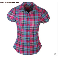 短袖短袖速干衬衣/衬衫 情侣款休闲夏装户外