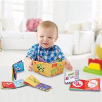 【当当自营】费雪布书早教婴儿6-12个月宝宝益智撕不烂立体书儿童玩具0-1-3岁F0812