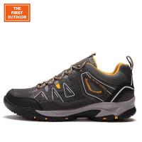 【下单即享7折优惠】美国第一户外 登山鞋 男女款低帮徒步鞋防滑耐磨越野跑鞋