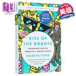 机器人崛起 英文原版 Rise of the Robots: Technology and the Threat of