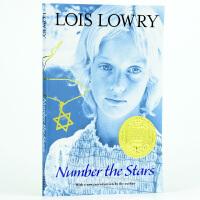 Number the Stars 数星星英文原版Lois Lowry 纽伯瑞儿童金奖