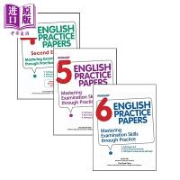 【中商原版】新加坡教辅小学英语练习卷English Practice Papers 4-6年级 一线资深教师汇编 针对性