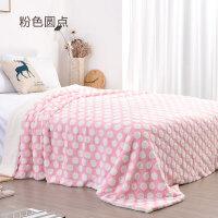 羊羔绒毯子垫床双层冬季加厚保暖单人宿舍加绒床单铺床毛毯被子