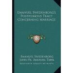 【预订】Emanuel Swedenborg's Posthumous Tract Concerning Marria