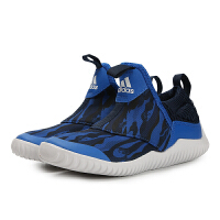 【到手价:199.5元】阿迪达斯(adidas)童鞋男女童新款儿童海马训练鞋一脚蹬运动鞋D96835 蓝色