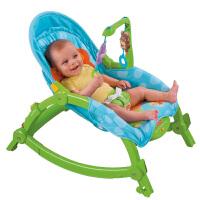 费雪多功能电动宝宝摇椅 婴儿摇椅 婴儿安抚摇摇椅 折叠躺椅W2811