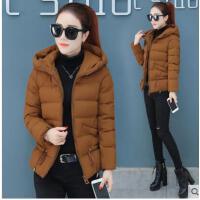 冬季新款韩版加厚羽绒棉服宽松小个子棉袄外套潮短款棉衣女