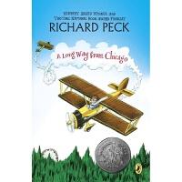 【中商原版】远离芝加哥的地方 英文原版 A Long Way From Chicago 6-12岁