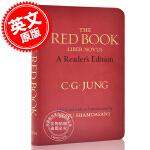 现货 心理学家 卡尔荣格 C.G.Jung 红书 英文原版 读者版 The Red Book: A Reader's