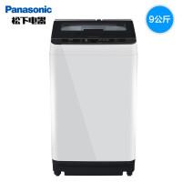 松下(panasonic) XQB90-Q9521/Q9H2F 9公斤松下洗衣机波轮 超薄大容量超静音洗衣机全自动