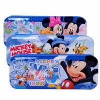 迪士尼文具盒小学生铅笔盒幼儿男孩女孩铅笔袋 图案*