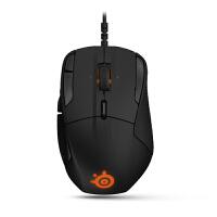 赛睿(SteelSeries)RIVAL 500 游戏鼠标 黑色 有线鼠标
