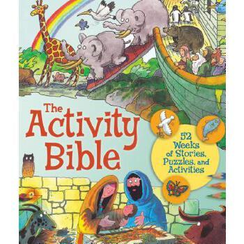 【预订】The Activity Bible 预订商品,需要1-3个月发货,非质量问题不接受退换货。