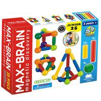磁力棒儿童益智玩具拼装积木智力吸铁磁铁3-6-8周岁 88件套