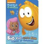 【预订】Big Fish, Little Fish: A Book of Opposites (Bubble Gupp