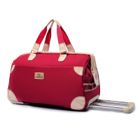 男女手提旅行箱 拉杆箱包大容量牛津布行李箱旅游包袋登机箱可商务
