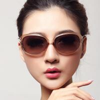 时尚韩版女士太阳镜 防紫外线墨镜 驾驶镜 女士太阳镜
