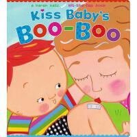 Kiss Baby's Boo-Boo 亲亲宝宝的伤口 by Karen Katz