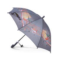 儿童雨伞长柄伞女童公主晴雨伞两用女孩学生宝宝太阳伞