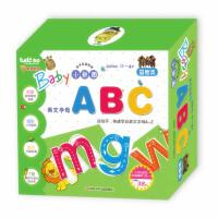 图豆少儿・熊出没baby小拼图:英文字母ABC