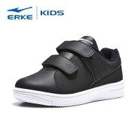 【2件3折到手价:77.7元】鸿星尔克(ERKE)男童鞋滑板鞋儿童运动鞋大童男鞋魔术贴慢跑鞋