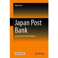 【预订】Japan Post Bank 9789811514074