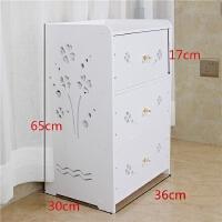 简易床头柜简约现代家具床柜收纳小柜子储物柜宿舍卧室组装床边柜 组装