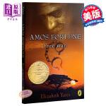 【中商原版】阿摩司的财富自由人 英文原版 儿童文学 Amos Fortune Free Man Elizabeth Y