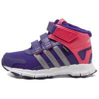 【3折价:158.7元】阿迪达斯儿童鞋冬季保暖鞋男女童户外运动短靴BB3122 学院紫