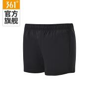 【超值低价直降】361度女裤2019夏季新款运动短裤361度夏季针织运动裤女561829710