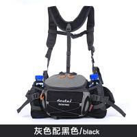 新款运动腰包户外男多功能骑行背包防水双肩旅游女大容量水壶腰包登山
