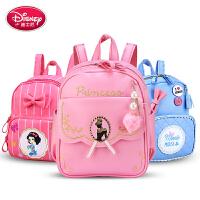 迪士尼幼儿园书包公主大班3-6岁可爱女童女孩双肩包儿童女款背包5