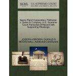 Sperry Rand Corporation, Petitioner, v. Deere & Company. U.
