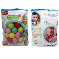 费雪儿童海洋球F0520球池彩色投篮波波球围栏宝宝室内游乐场玩具