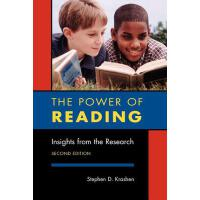 【预订】The Power of Reading, Second Edition: Insights from the