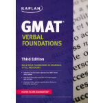 GMAT VERBAL FOUNDATIONS 英文原版