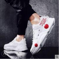 男鞋户外新款小白鞋男板鞋男韩版男士休闲鞋男帆布鞋子男潮鞋新品