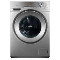 松下洗衣机XQG100-EG128 洗干一体机 除菌 除螨 除味 筒洁净 自循环烘干